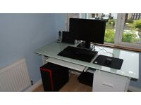 Gaming PC Bundle - i7 4690k, Z97 Gaming 3, SSD 850, NZXT H440 Case, AMD HD 7800 series
