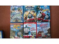 Thomas and Friends collection 11 dvds