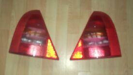 Renault Clio MK2 1998-2001 rear Lens Light
