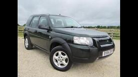 Land Rover Freelander TD4 Automatic