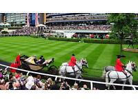 Royal ascot tickets Saturday