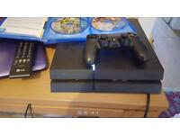 PlayStation 4 500GB FIFA 17