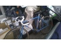 Vintage Raleigh racer Bicycle for Sale