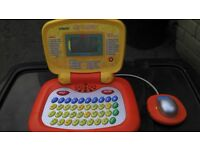 Vtech Childrens Educational Learning My Laptop only £3