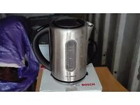 Bosch city kettle and toaster