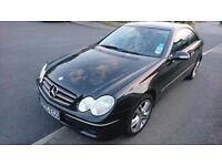 Mercedes-Benz CLK 320 3.0 CDI V6 Avantgarde..... (Diesel) 7G-Tronic Gearbox.....