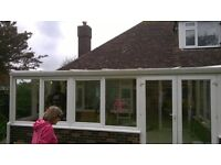 large 3m x 4m conservatory
