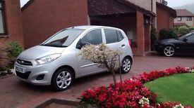 2012 Hyundai i10 Classic 5 door Hatchback - Clean Tidy Economical Small Car £3595 ono