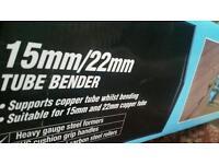 pipe bender 15mm 22mm