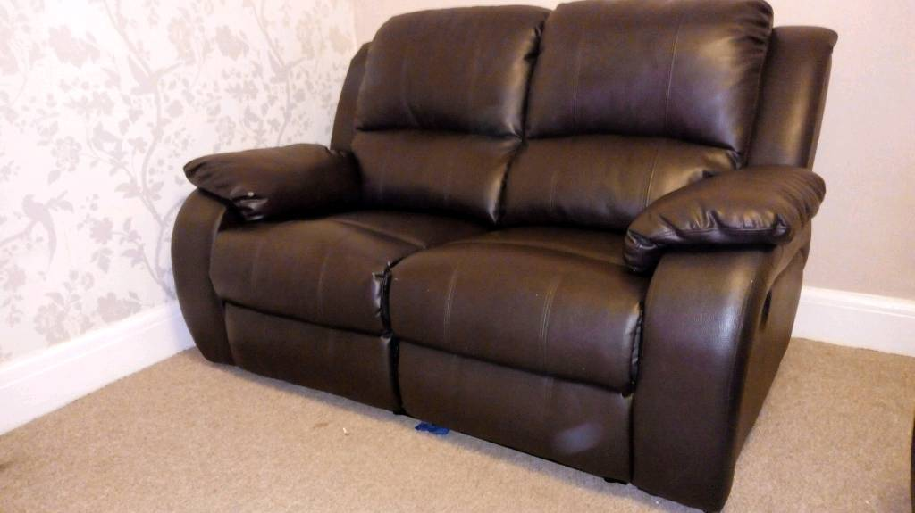 3saeter & 2seater recliner sofas