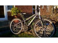Apollo Switch Kids Mountain Bike, to suite age 8-11