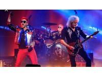 Queen + Adam Lambert VIP TICKETS - TONIGHT O2 Arena
