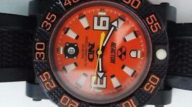 mens reactor divers watch proper divers watch