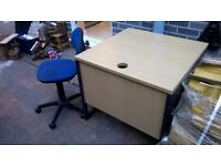 Office or Child's desk and chair