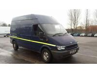 Ford transit t350 high top