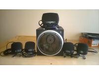 5.1 Surround sound Logitech Z-640 Speakers