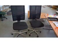 Used Mesh Office Chairs - Sold Each