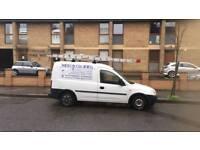 Window cleaning business van