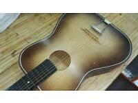 1930's parlour guitar