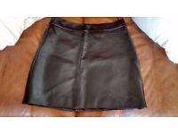 PVC skirt size 12