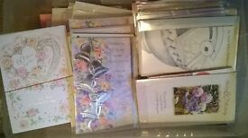 280 Qty greeting cards