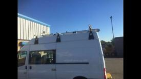 Transit Van. Rhino Safestow 3. 1x ladder Rack