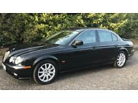 JAGUAR S TYPE 4.0L V8 (2001) year mot come with private plate UFC worth £10.000
