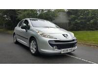 56 reg Peugeot 207 1.6 hdi sport 30 pound tax quick sale