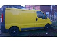 van for sale , not running so will need towing away or recovering