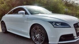 2012 (62) Audi TTS Black Edition Quattro S Tronic High Spec Full Audi ServiceHistory