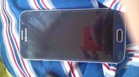 Samsung Galaxy S6 (SM-G920F) 32GB Sapphire Black