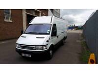 Nice Iveco Daily Van freshly kitted with MOT