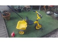 CHILDRENS TODDLER TRIKE TRICYCLE BIKE GREAT CONDITION