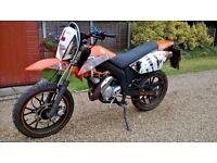 AJS 50 JSM Motorbike (1 lady owner)