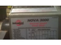 Nova 3000 woodturning lathe and band saw