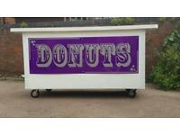 Catering trailer/donut cart