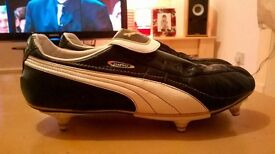 Puma King Football Boots size 9 mint.not mercurial predator copa tiempo pantofola lotto kappa mizuno