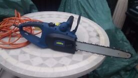 Challenge extreme electric chainsaw