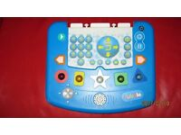 BUBBLE INTERACTIVE GAMES CONSOLE FOR CHILDREN AGED 2 – 7 FROM BANDAI