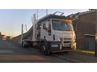 IVECO Eurocargo Vehicle Transporter Truck 2006 06 - Quick Sale