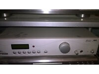 DAB and FM radio tuner. Acoustic Solutions SP 111