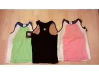 Womens De Soto triathlon vest, running, sports clothing