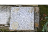 140 Granite slabs for sale (30cmx30cm)
