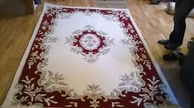 Oriental pure wool rugs (brand new still in packaging with tags) £120 each