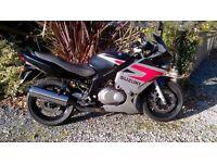 Suzuki GS500 FK5 2005, 16k miles, recent service & fork seals, new tyres, nice commuter