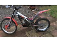 2006 Gas Gas Txt Pro 125 Trials bike