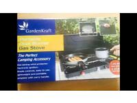 Gas stove (new)