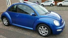 Vw Beetle 2003 Only 79k miles 1 year mot