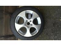 Wheel rims &tyres
