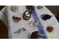 ladies vintage jewelry